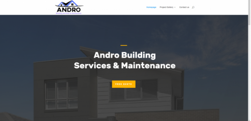 Andro Building Services