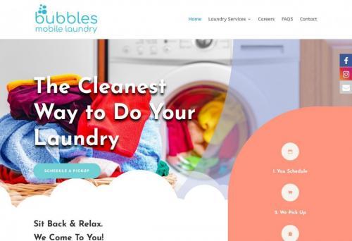 Bubbles Mobile Laundry