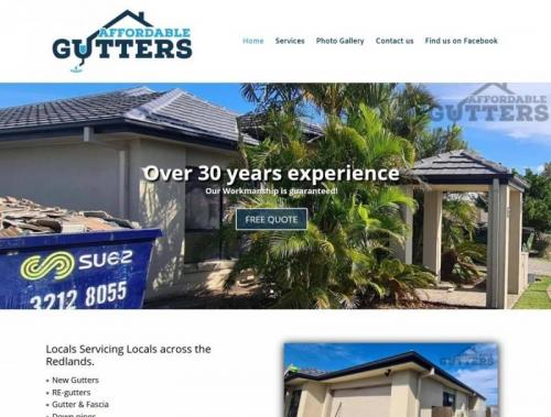Affordable Gutters