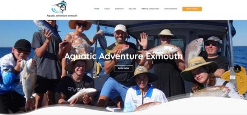 Aquatic adventure exmouth