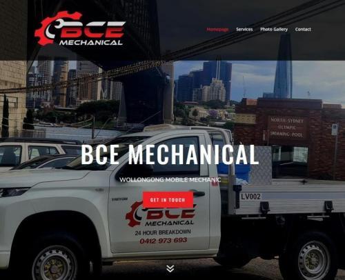 BCE Mechanical