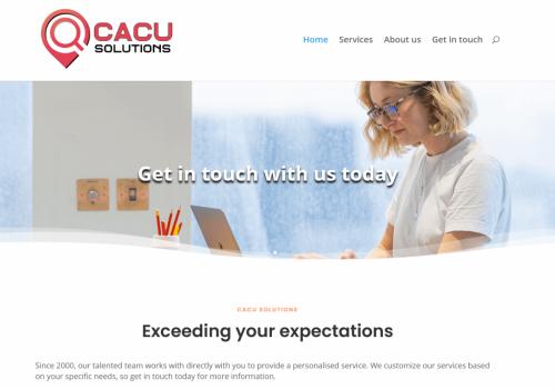CACU Solutions