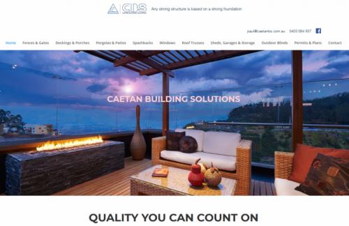 Caetan Building Solutions