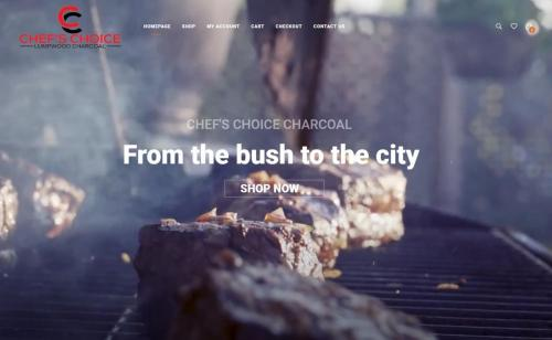 Chef's Choice Charcoal