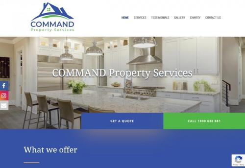 Command Property Services