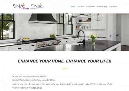 DNA Custom Cabinets