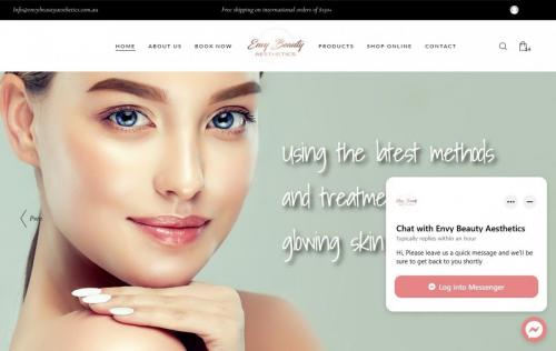 Envy Beauty Cosmetics
