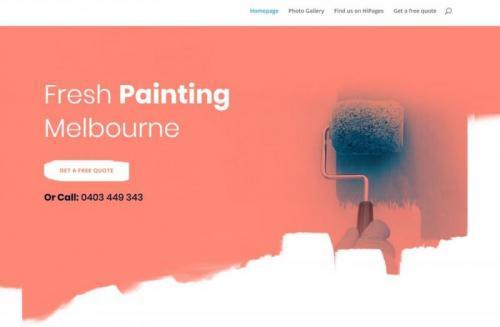 Fresh Paint Melbourne