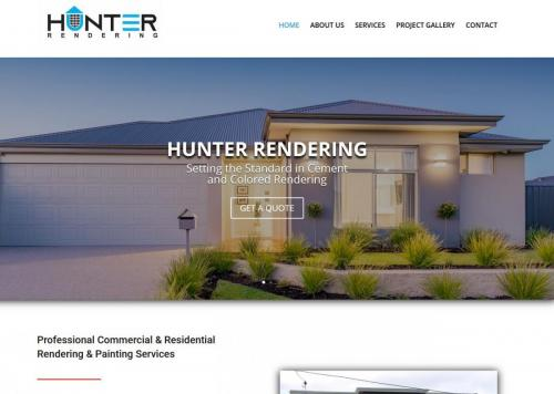 Hunter Rendering