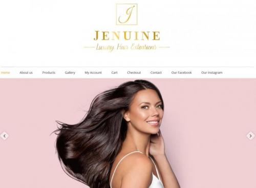 Jenuine Hair Sxtensions