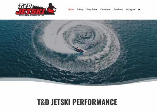 T&D Jetski Performance