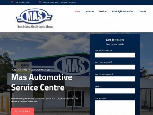 MAS Automotice