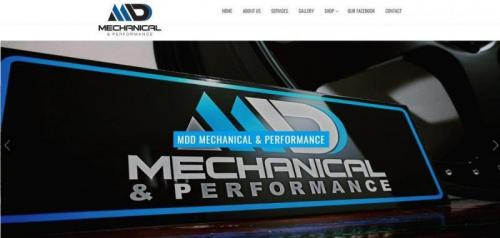 MDD Mechanical & Performance