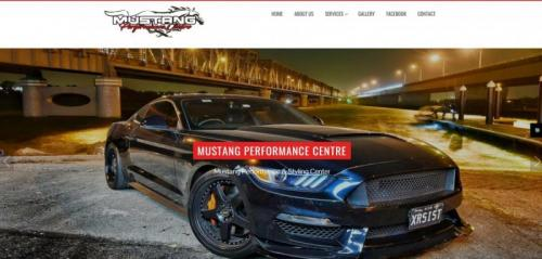 Mustang Performance Centre