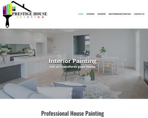 Prestige House Painting