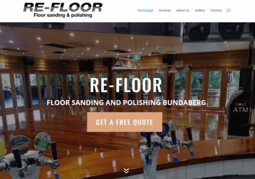 Refloor Floor Sanding
