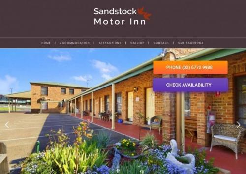 Sand Stock Motor Inn