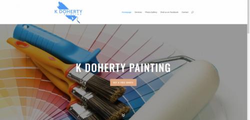 KDoherty Painting