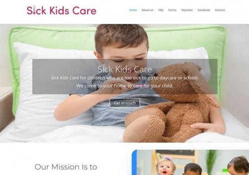 Sick Kids Care