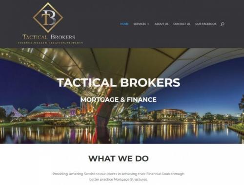 Tactical Brokers