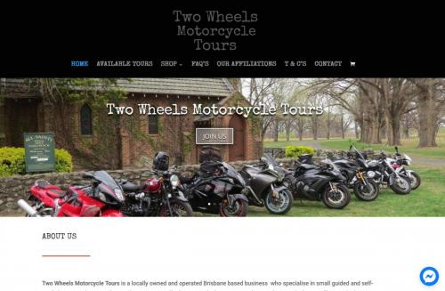 Two Wheels Motorcycle Tours