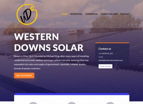 Western Downs Solar